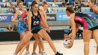 Five Added to Melbourne Vixens Training Squad