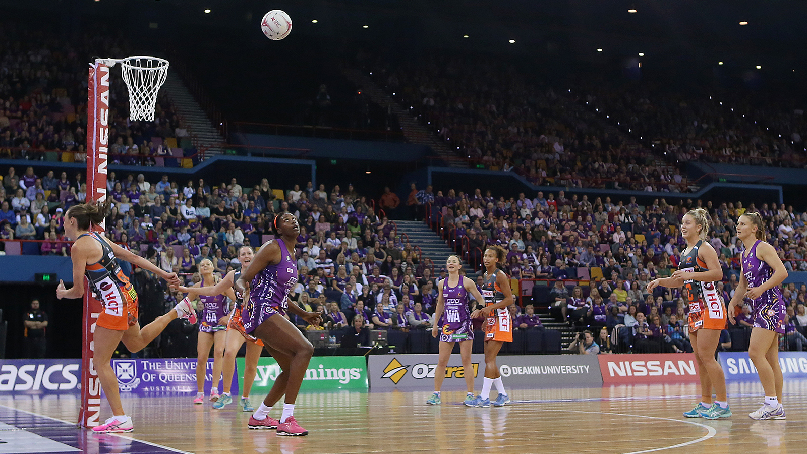Netball Australia announces Suncorp Super Netball Commission