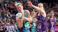 Vixens Overrun Firebirds In Storming Second Half